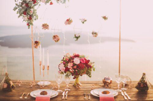 tavola sposi